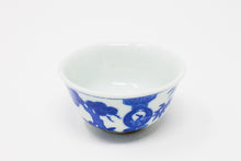 Load image into Gallery viewer, Katagamiezuke Cups 型紙絵付け湯のみ