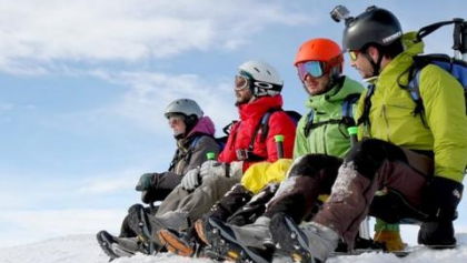You can still ski with osteoarthritis.