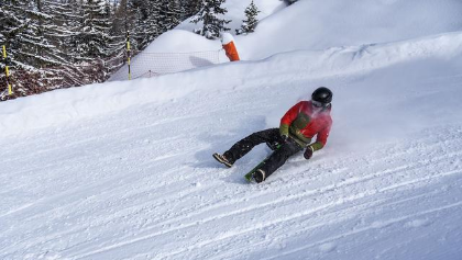 How to avoid knee pain when skiing
