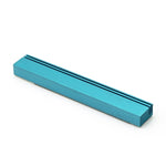 Rail Mezuzah Multicolor for 10 cm parchment