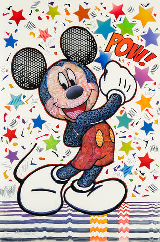 Jon Michaelis, Mickey Mouse