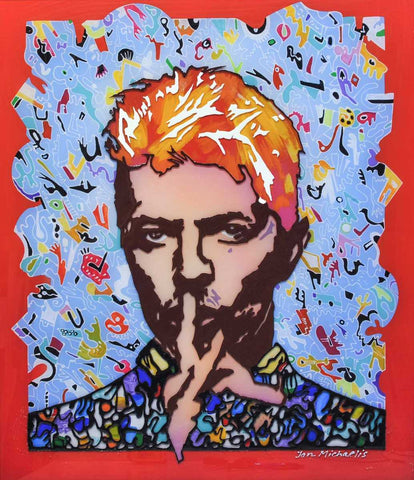 Jon Michaelis, David Bowie