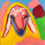Menashe Kadishman, Sheep (T4661)