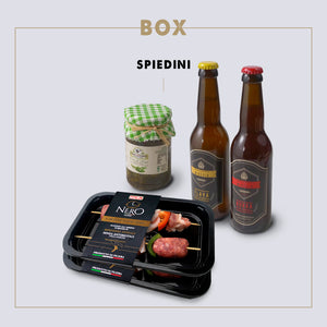 BOX SPIEDINI