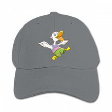 Load image into Gallery viewer, Happy Duck Customized Kids Solid Color Cool Adjustable Baseball Cap