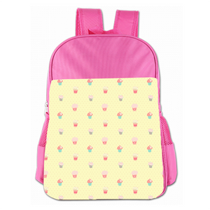 Small Cake Cute Simple Large Capacity Children's Schoolbag Girls Commuter Backpack