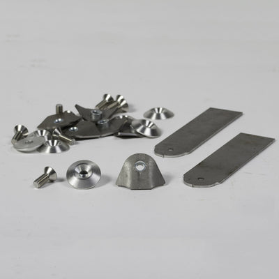 THE ARCHETYPE Body Panel - Rear Quarter Panels - Hardware Mounting Kit