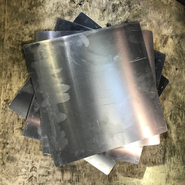 "1/8"" Thick Aluminum Sheet - 12"" x 12"""