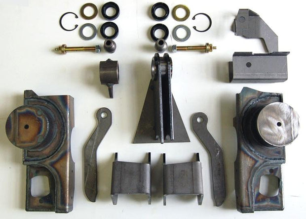 Jeep TJ/LJ/XJ/MJ Front Axle Swap Bracket Kit