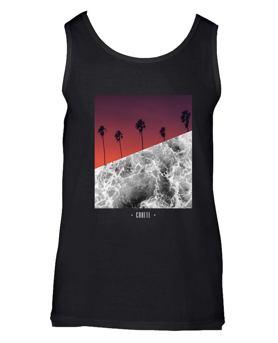 COHETE T-SHIRT SUNSET
