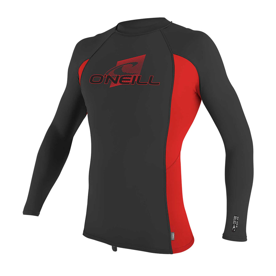 O'NEILL - YOUTH PREMIUM SKINS L/S RASH GUARD