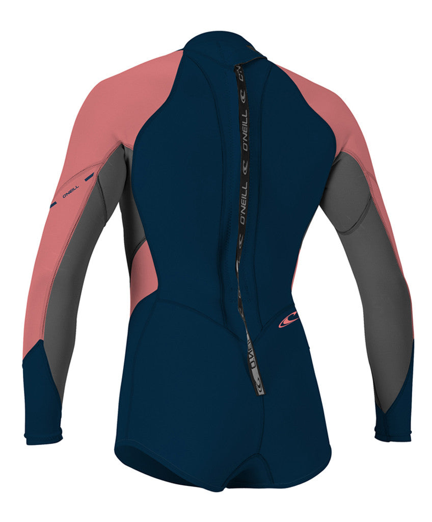 WMS O'NEILL - BAHIA 2/1MM LONG SLEEVE SPRING WETSUIT