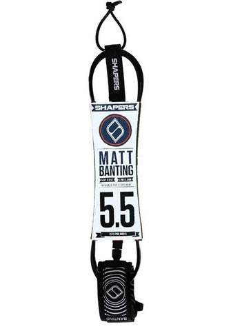SHAPERS - 5.5' MATT BANTING PRO MODEL