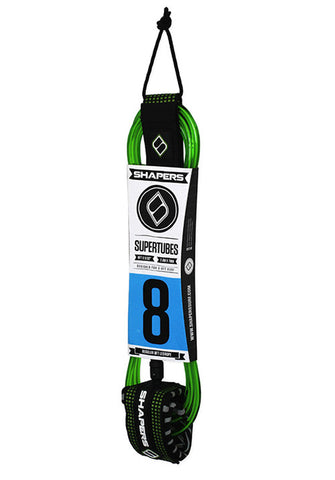 SHAPERS - 8' SUPER TUBES GREEN