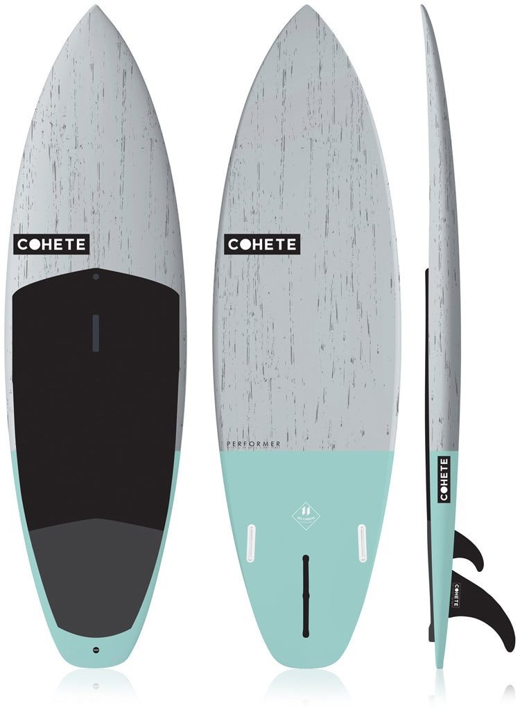 Cohete SUP stand up paddle the Performer Wave SUP Carbon Technology