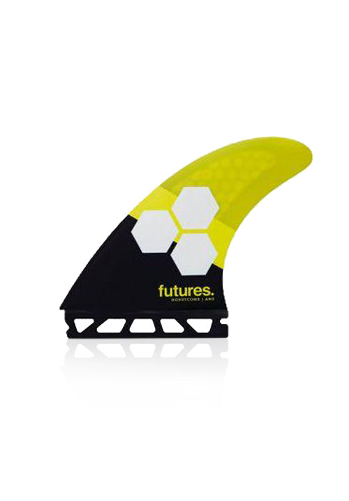 FUTURES - FAM2 RTM HEX YELLOW & BLACK