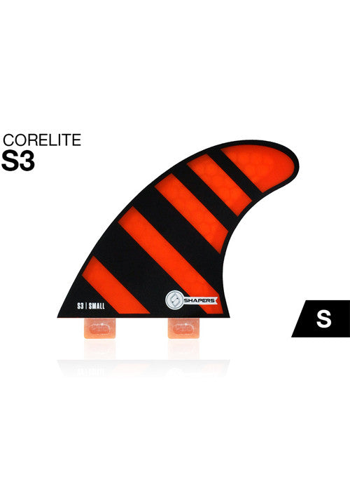 SHAPERS - CORE LITE S3: ORANGE THRUSTER