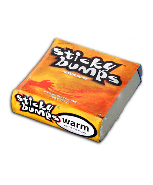 STICKY BUMPS - ORIGINAL WARM SURF WAX