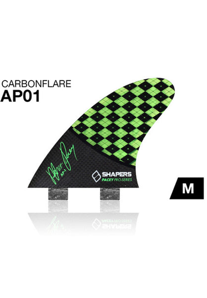 SHAPERS CARBON FLARE AP01 SM - THRUSTER
