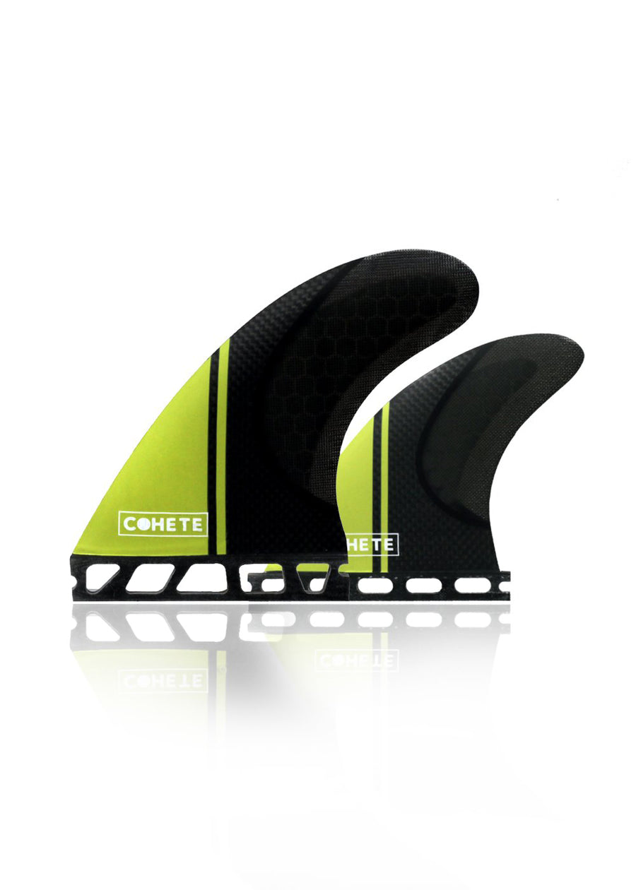 COHETE - DREAM TOUR SERIES/CARBON HYBRID QUAD FINS