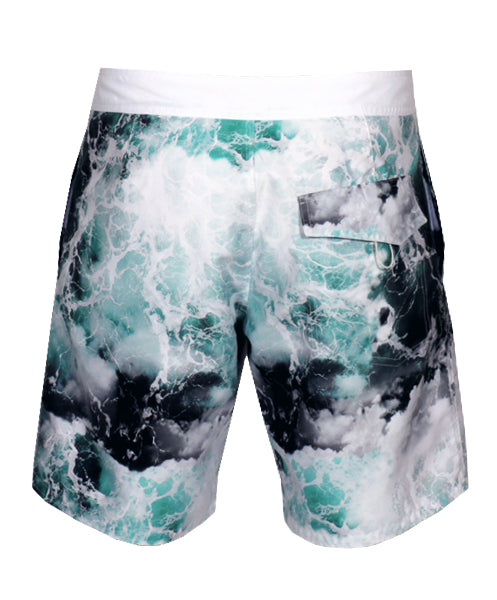 "MISSION 17"" BOARDSHORT/WAVE"