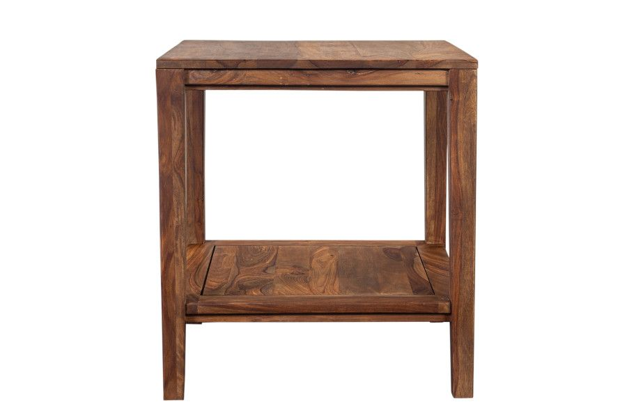 Fall River Solid Wood End Table - Natural