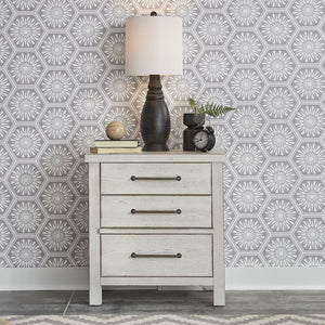 Modern Farmhouse Collection Night Stand - Antique White