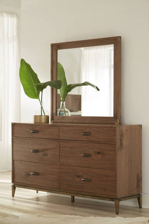 Adler Collection Six Drawer Dresser
