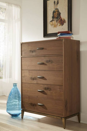 Adler Collection Five Drawer Chest