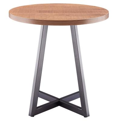Courtdale Round End Table