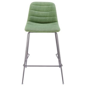 Caleb Collection Counter Stool - Penta Green
