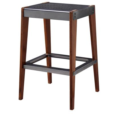 Novak Industrial Counter Stool