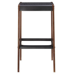Novak Industrial Bar Stool