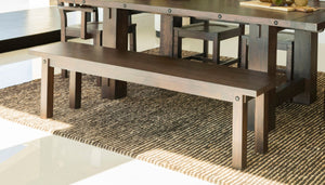 Calandra Collection Dining Bench