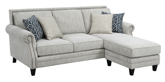 Trilogy Sofa w/Moveable Chaise