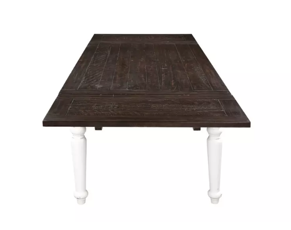 Mountain Retreat Collection Rectangular Extension Dining Table