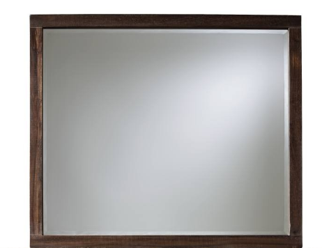 Townsend Collection Mirror - Java Finish