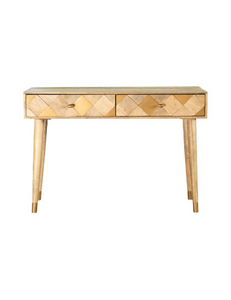 Essence Natural Mango Console Table