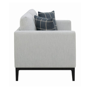 Apperson Collection Loveseat - Grey