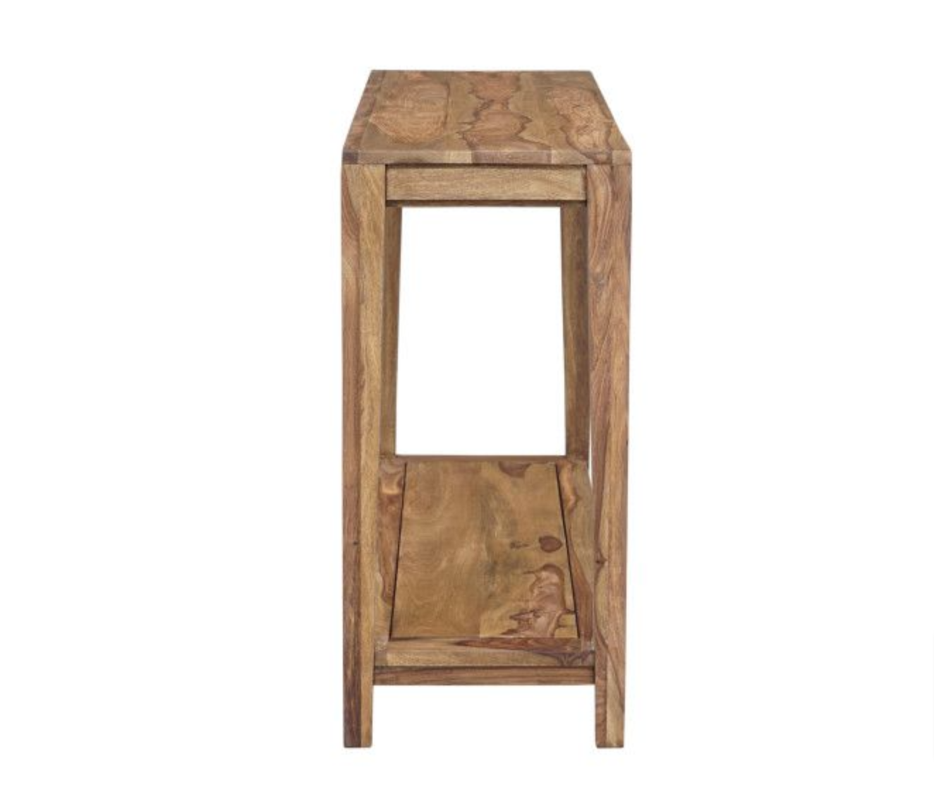 Fall River Console Table - Natural Sheesham
