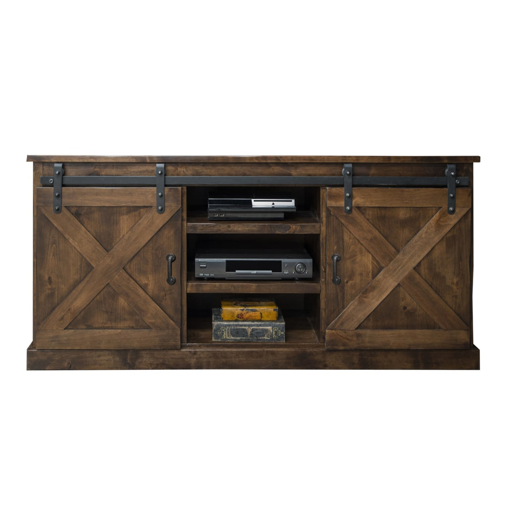 "Farmhouse Collection 66"" Media Console"