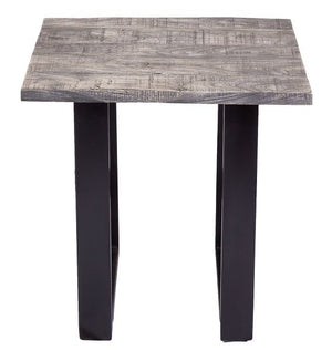 Crossover Solid Mango End Table