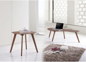 Simplicity Collection Walnut Coffee Table
