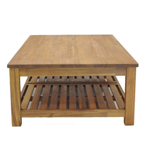 Tiburon Solid Wood Coffee Table