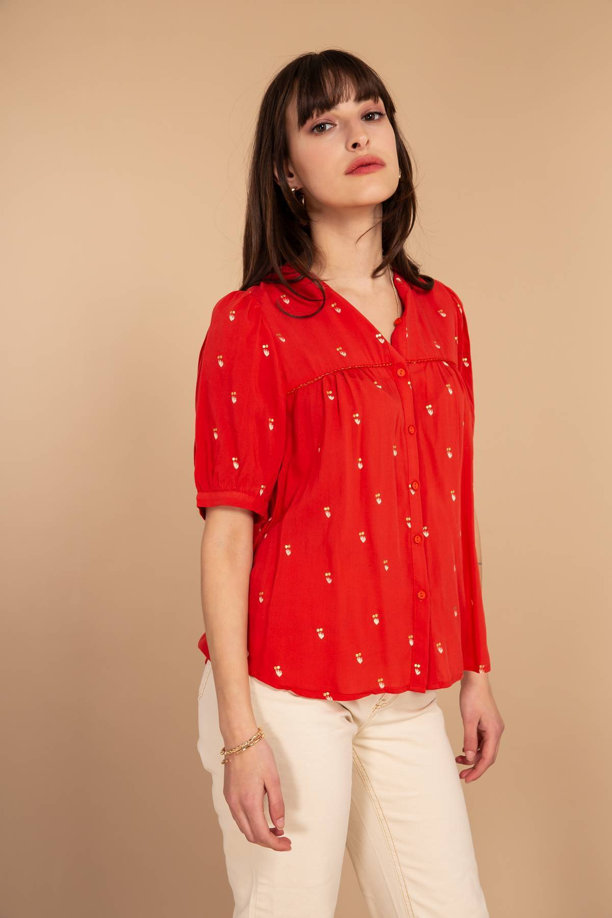 Blouse Figtree