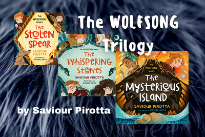 Three reasons why EVERYONE should listen to the Wolfsong trilogy
