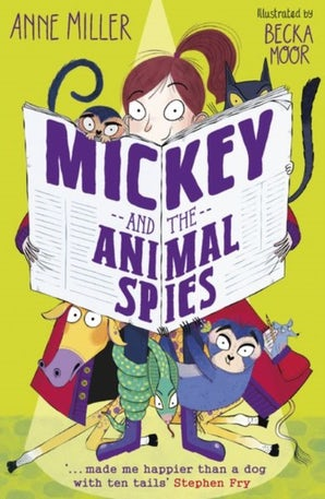 Mickey and the Animal Spies