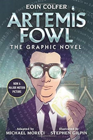Artemis Fowl: The Graphic Novel (New)