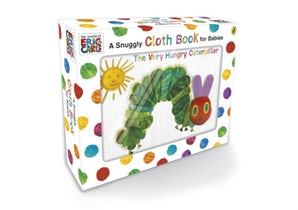 The Very Hungry Caterpillar Cloth Book