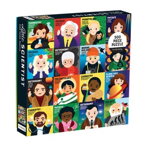 Little Scientist 500 Piece Family Puzzle